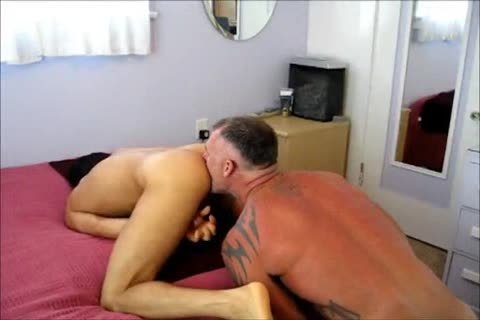 juvenile Muscle oriental get hammered By kinky older
