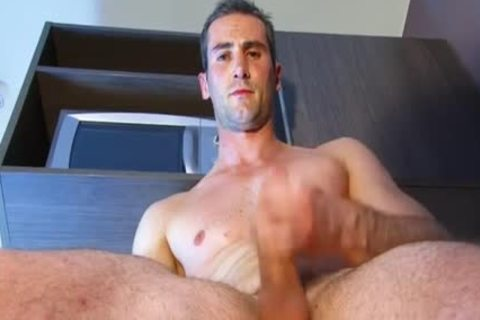 A nice blameless straight twink Serviced His large cock By A twink In Spite Of Him!