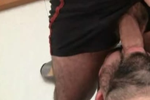 Spanish Bears gangbang Each Other (sex ball batter Facial)