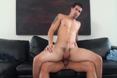 GayCastings try-out gone wrong lad moans as that dude tries to take...