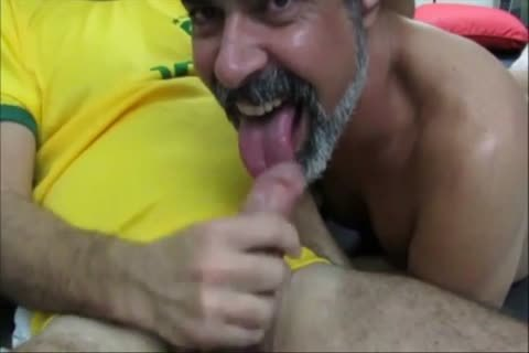 My First anal Vid With The Legendary cocksmoker From Rio De Janeiro.