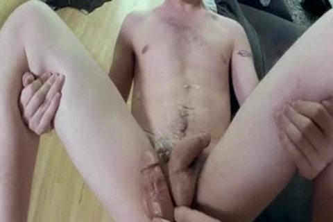 hardcore, anal sex, young, bodybuilder, doggystyle, teasing, horny, webcam, сlose-up, facial