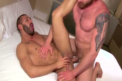 Geoffrey Paine And Italo In A nasty Sodomy Session