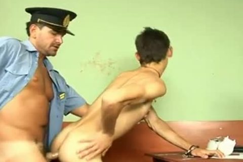 Office Lays Down The Law In His Prisoner