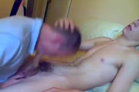 Leon Kenyon Straight Sucked By homo mate