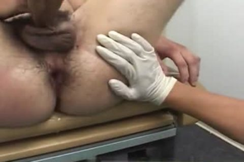 Straight boyz Hidden homosexual Porn First Time I Gave The Doc A Warning That I