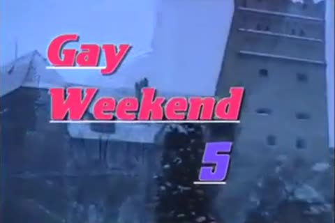 cute homosexual Weekend