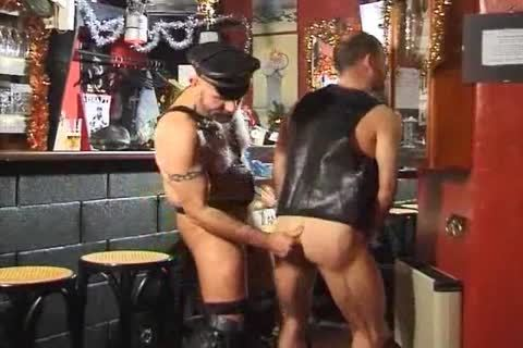 Fetish studs rod sucking