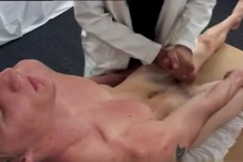 nude Adult Male Physicals -female Cops