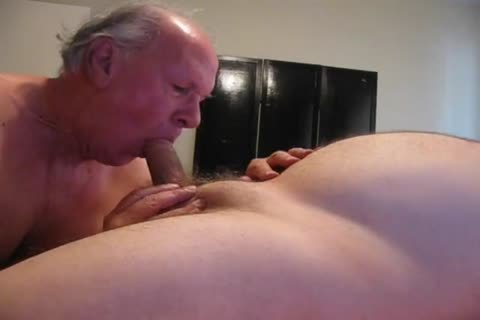more engulfing And Jerking With The Geezers