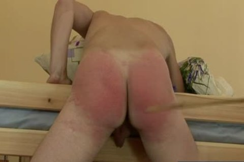 Russian twinks spanking With ball batter flow