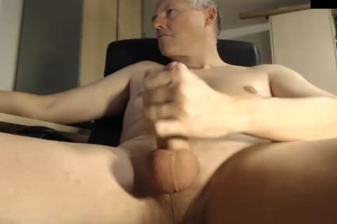 daddy jerking his dong At The Office