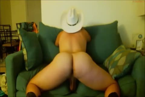 Solo Straight webcam Cowboy large wazoo