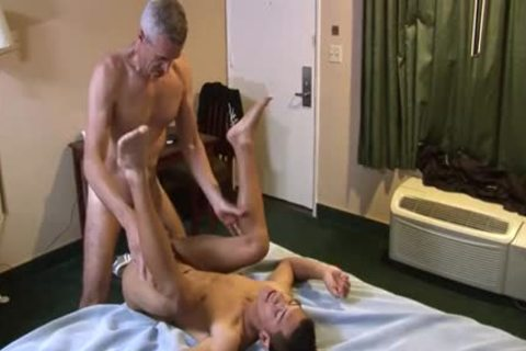 Latin homosexual pooper job And cum drinking