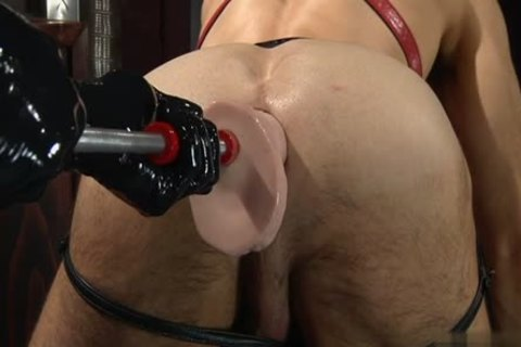 stunning Wolf Fetish With cumshot