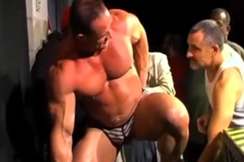 Terry Mollica Stripping