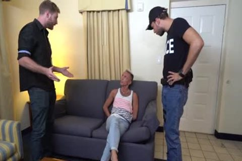 hooker poked By The Police
