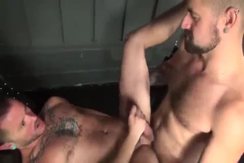 A entire Lot Of Sloppy, sperm-dripping ass pounding