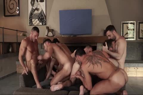Muscley lascivious gays suck Their Loads