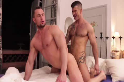 Stas Landon & Adam Killian - Nutt In The ass