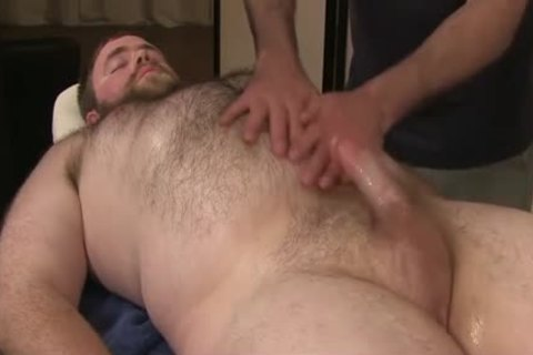 young Chub Massage