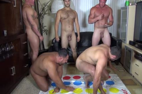 in nature's garb Party @ LATINO Muscle Bear abode - amateur pleasure W/ Aaron Bruiser