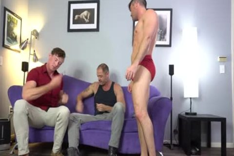 Two Bullies torture Wedgie serf