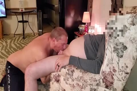 sucking O chap Off And Eating his sperm