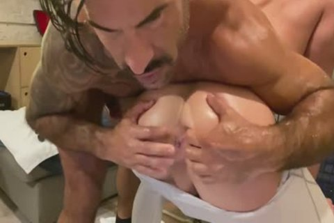 Super sexy Model acquire pounded By A Daddy's humongous penis
