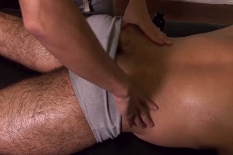Brent Taylor And Michel Rudin Massage arse Games