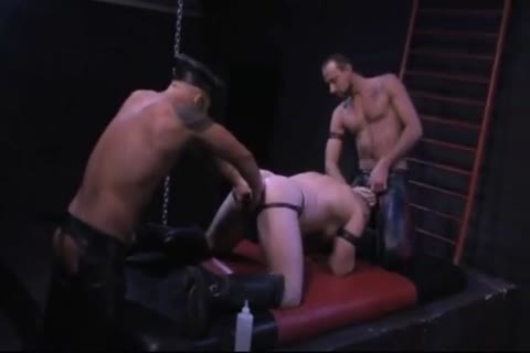 Three Muscle pretty homosexuals Fisting homo ass opening By -SiNN-