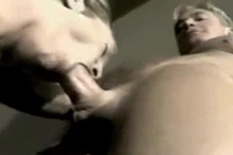 Son takes his Stepdaddys cock